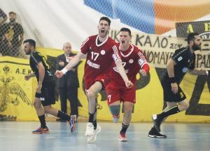 Τεράστιο break ο Ολυμπιακός! Τελικός… τίτλου με ΑΕΚ στου Ρέντη