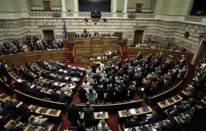 Καταψηφίστηκε η πρόταση μομφής – Εκτός ΑΝΕΛ ο Δημήτρης Καμμένος