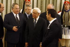 Η κρίση στη σχέση Παυλόπουλου – κυβέρνησης και ο υπουργός που δεν ήθελε αλλαγή του συντάγματος των Σκοπίων