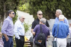 Το ελληνικό μπάσκετ είπε το τελευταίο «αντίο» στον Κώστα Πολίτη! [pics, vid]