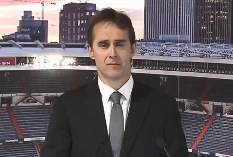 Ρεάλ Μαδρίτης: Δάκρυσε ο Λοπετέγκι στην παρουσίαση του! [vid] | Newsit.gr