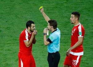 Μουντιάλ 2018: Καταγγελία Σερβίας στη FIFA για Μπριχ με οκτώ βίντεο