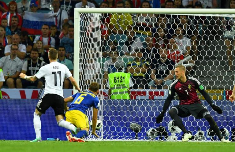 Παγκόσμιο Κύπελλο Ποδοσφαίρου 2018: Γερμανία – Σουηδία 2-1 ΤΕΛΙΚΟ | Newsit.gr