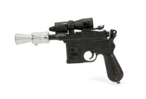 """Πωλήθηκε σε δημοπρασία το όπλο του Χάρισον Φορντ στον """"Πόλεμο των Άστρων"""""""