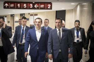 """Ώρα μηδέν για τη Μακεδονία: Severna Makedonija με """"μακεδονική"""" γλώσσα και εθνότητα – Σήμερα το οριστικό τηλεφώνημα Τσίπρα – Ζάεφ"""