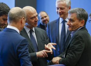 Eurogroup: Τριμερής συνάντηση Ελλάδας – Γαλλίας – Γερμανίας για το χρέος!