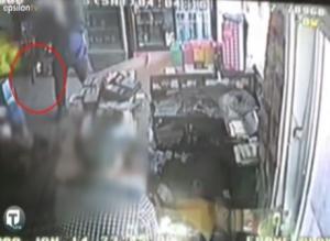 Βίντεο ντοκουμέντο από τη ληστεία στο Φάληρο