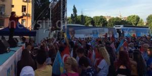 Εκλογές στην Τουρκία: Το newsit.gr LIVE στην προεκλογική ομιλία της Ακσενέρ