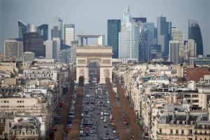 «Λουκέτο» στα τουριστικά αξιοθέατα στο Παρίσι λόγω απεργίας