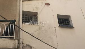 Απόδραση τριών επικίνδυνων κρατουμένων από το Α.Τ. Αργυρούπολης!