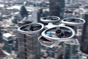 Η Audi και η Airbus εξελίσσουν ιπτάμενα… ταξί!