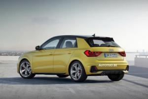 Αυτό είναι το νέο Audi A1 [pics]