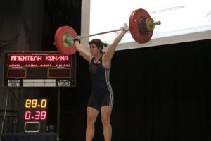 Δύο μετάλλια η Μπεντέλη στους Μεσογειακούς Αγώνες