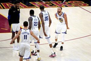 Τελικοί NBA: 3-0 οι Γουόριορς με σούπερ Ντουράντ [pics, vids]