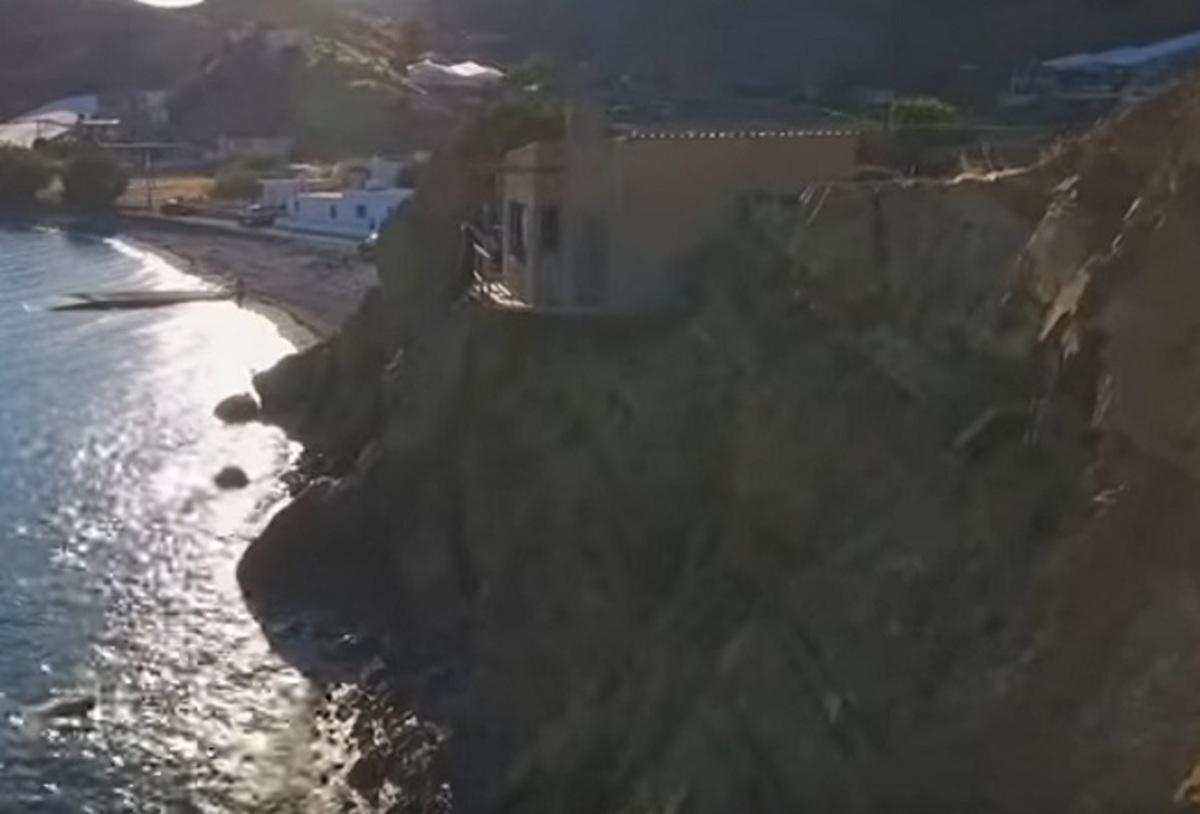 Κρήτη: Αυτό είναι το σπίτι που κρέμεται πάνω στον γκρεμό – Η άγνωστη ιστορία της κατασκευής του [vid]   Newsit.gr