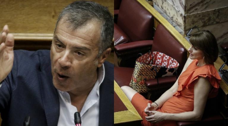 «Σκοτωμός» Θεοδωράκη – Μάρκου: «Είσαι χρήσιμος ηλίθιος! Οι ΑΝΕΛ λένε όχι και εσύ ναι» | Newsit.gr