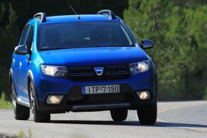 Δοκιμάζουμε το νέο Dacia Sandero Stepway 1.5 dCi [pics]