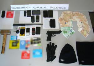 Συνελήφθη 36χρονος διαρρήκτης – Είχε ρημάξει διαμερίσματα και γραφεία στην περιοχή του Συντάγματος!