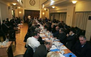 Συνεδρίαση της Ολομέλειας των προέδρων των Δικηγορικών Συλλόγων στην Ορεστιάδα