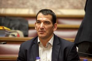 """Οργισμένος Πύρρος Δήμας! """"Πυρά"""" κατά της αλβανικής Κυβέρνησης"""
