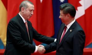 Συγχαρητήρια από τον Σι Τζινπίνγκ στον Ερντογάν