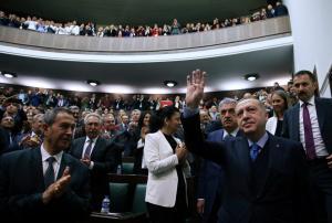Ερντογάν Τουρκία εκλογές δημοσκόπηση