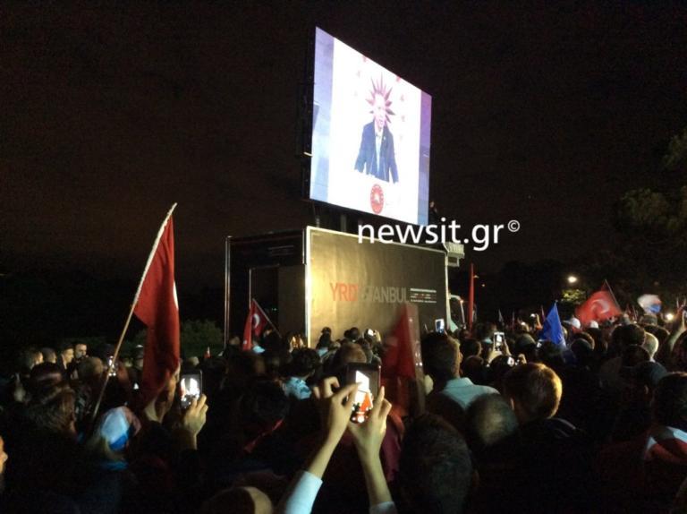 Τουρκία Εκλογές: Το newsit.gr στην προεδρική κατοικία στην Κωνσταντινούπολη – Όλα όσα έγιναν [pics, vids] | Newsit.gr