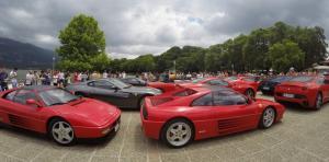 Παρέλαση… Ferrari στα Ιωάννινα – «Κοκκίνησε» ο μώλος [pics, vid]