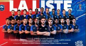 Μουντιάλ 2018: Τα ρόστερ των ομάδων του τρίτου ομίλου