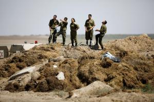 Οι Ισραηλινοί έπληξαν 25 στόχους στη Λωρίδα της Γάζας