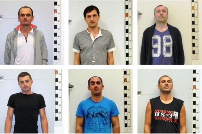 Αυτά είναι τα μέλη της Γεωργιανής μαφίας που «ρήμαζαν» σπίτια και μαγαζιά στην Αττική | Newsit.gr
