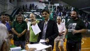 """Γιαννακόπουλος: """"Τη Δευτέρα θα εξοφλήσω όλα τα χρέη του Παναθηναϊκού προς το δημόσιο"""" [pics]"""