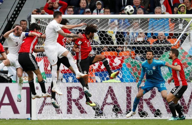 Μουντιάλ 2018: Αιγυπτος – Ουρουγουάη 0-1: Λύτρωση με… buzzer beater! [vids, pics] | Newsit.gr
