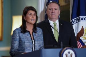Διεθνής απομόνωση για τα… «μάτια» του Ισραήλ! «Έφυγαν» από το Συμβούλιο Ανθρωπίνων Δικαιωμάτων οι ΗΠΑ