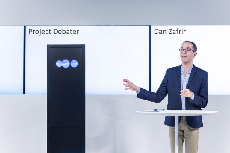 IBM Debater: Το πρώτο σύστημα τεχνητής νοημοσύνης που… διαφωνεί με επιχειρήματα! [vid]