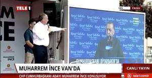 Ξεμπρόστιασε τον Ερντογάν ο Μουχαρέμ Ιντζέ! «Σας κρύβει ότι μιλάει από auto cue!»