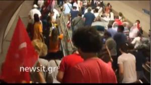 Τουρκία Εκλογές: Κοσμοσυρροή στην ομιλία Ιντζέ στο Μάλτεπε