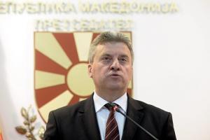 Διάγγελμα Ιβάνοφ: Ταπεινωτική η συμφωνία για τα Σκόπια! Δεν την δέχομαι