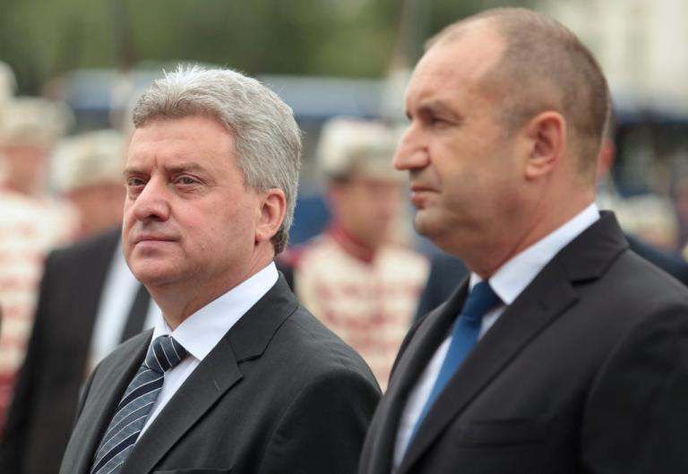 «Πόρτα» από τη Βουλγαρία στον πρόεδρο της ΠΓΔΜ! | Newsit.gr