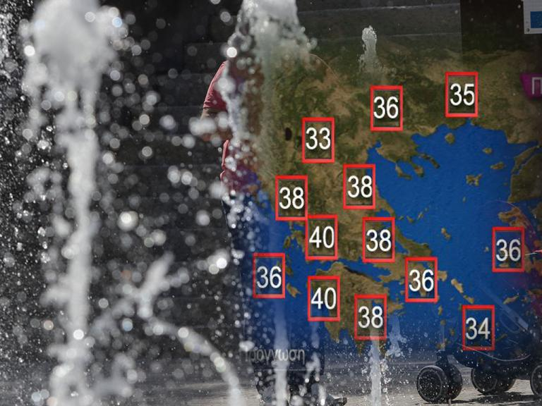 Καιρός: Τριήμερο «φωτιά» – 40 βαθμοί και σκόνη | Newsit.gr