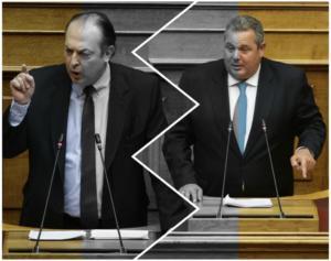 Γιώργος Λαζαρίδης: Αποκαλύψεις! Μυστικό ραντεβού με Καμμένο πριν… την βόμβα!