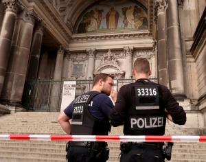 Πυροβολισμοί στον Καθεδρικό Ναό του Βερολίνου