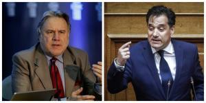 Κατρούγκαλος: Η συμφωνία με τα Σκόπια είναι διπλωματική επιτυχία – Γεωργιάδης: Μαύρη μέρα για την Ελλάδα
