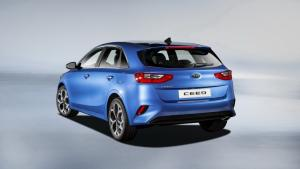 Πιθανή μια έκδοση με χαρακτήρα SUV για το νέο Kia Ceed