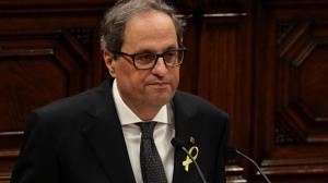 Σε διάλογο καλεί τον Πέδρο Σάντσεθ ο πρόεδρος της Καταλονίας