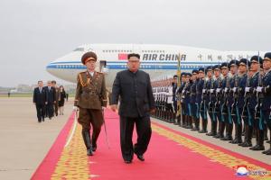 Ξανά στην Κίνα ο Κιμ Γιονγκ Ουν
