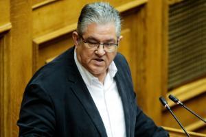 Καταψηφίζει το ΚΚΕ τη συμφωνία για το Σκοπιανό – Κουτσούμπας: Δεν εξαλείφει τους αλυτρωτισμούς