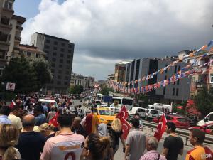 Εκλογές Τουρκία: Το newsit.gr στην Κωνσταντινούπολη – Κοσμοσυρροή στην ομιλία Ιντζέ στο Μάλτεπε [pics, vids]