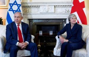 «Καμπανάκι» Μέι σε Νετανιάχου για τη Γάζα: Ανησυχούμε για τους θανάτους των Παλαιστινίων