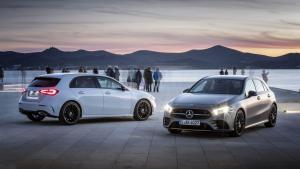 Ετοιμάζεται η plug-in hybrid έκδοση της νέας Mercedes-Benz A-Class